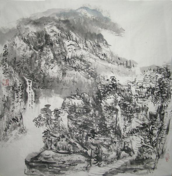 画家刘士林书画作品欣赏