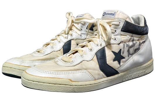 乔丹1984年战靴