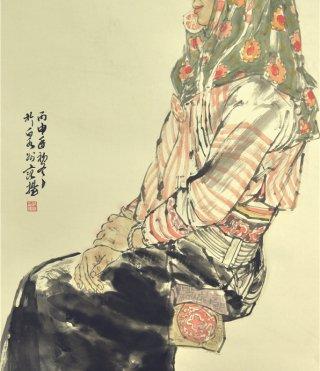 范扬国画作品欣赏(九)--写生系列一